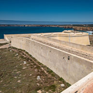 Fortress of Sagres - Bastion of Saint Barbara / © DRCAlgarve / Photo: João Pedro Costa