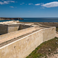 Fortaleza de Sagres - Baluarte de Santo António / © DRCAlgarve / Fotografia: João Pedro Costa