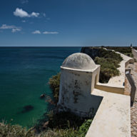 Fortress of Sagres - Sentry Box / © DRCAlgarve / Photo: João Pedro Costa