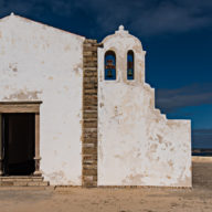 Fortress of Sagres - Church of our Lady of Grace / © DRCAlgarve / Photo: João Pedro Costa