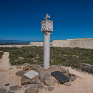 Fortress of Sagres - Sagres Marker Stone / © DRCAlgarve / Photo: João Pedro Costa