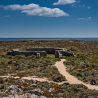 Fortress of Sagres - Powder Magazine / © DRCAlgarve / Photo: João Pedro Costa