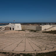 Fortress of Sagres - Mariner's Compass /© DRCAlgarve / Photo: João Pedro Costa