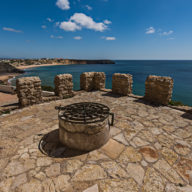 Fortress of Sagres - Cistern Tower / © DRCAlgarve / Photo: João Pedro Costa