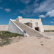 Fortress of Sagres - Central Fortified Turret / © DRCAlgarve / Photo: João Pedro Costa